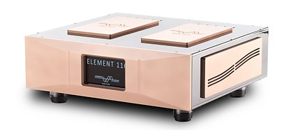 ELEMENT 116 Power Amplifier White Backgr