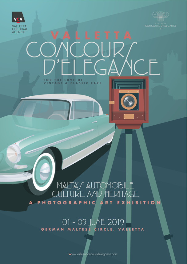 Malta's Automobile Culture & Heritage
