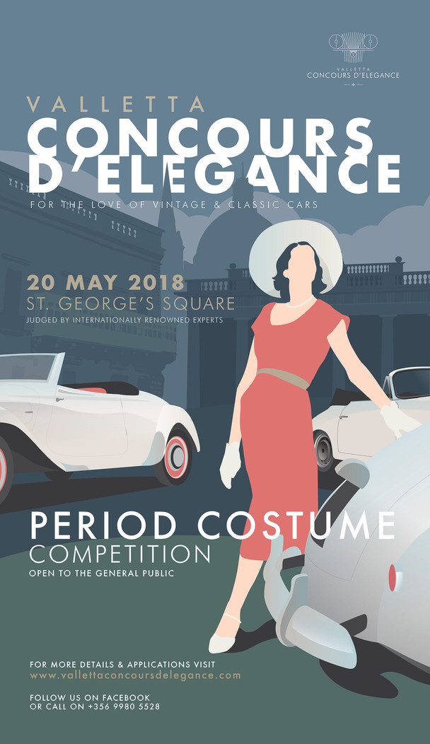PERIOD COSTUME COMPETITION