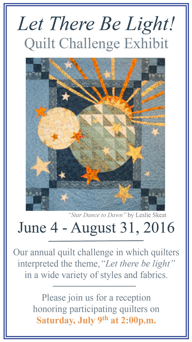 Annual Quilt Challenge on Display