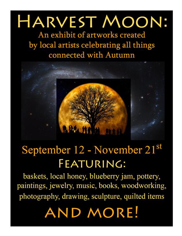 Harvest Moon Exhibit