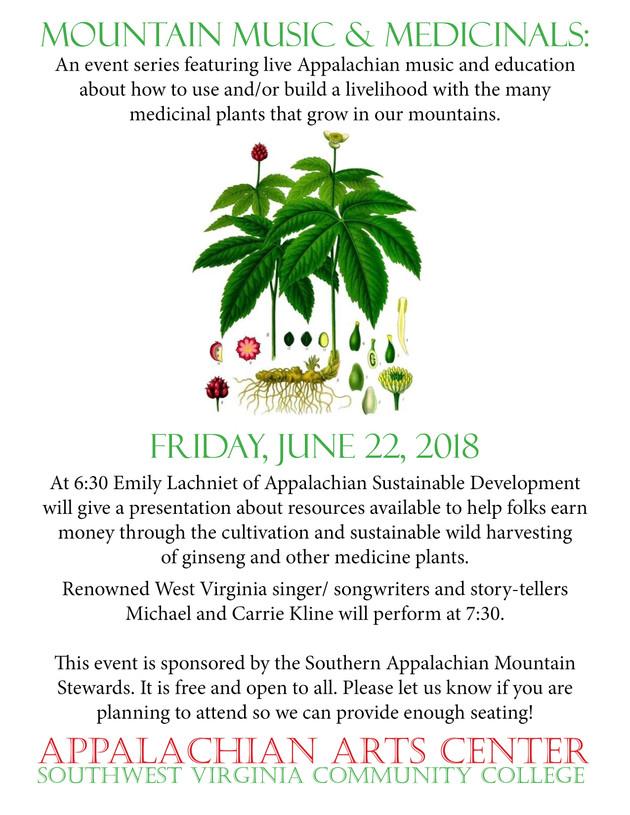 Mountain Music and Medicinals