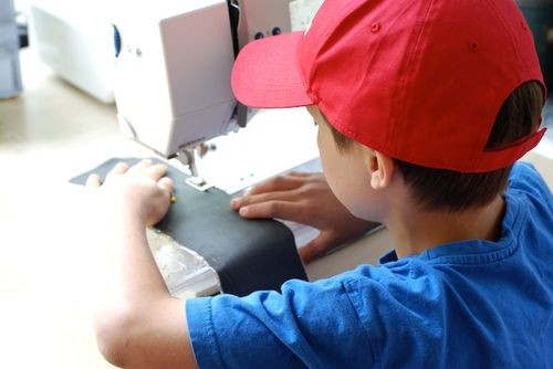 Quilting Class for Kids
