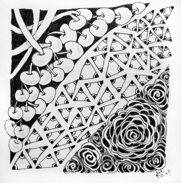 Come learn Zentangle!