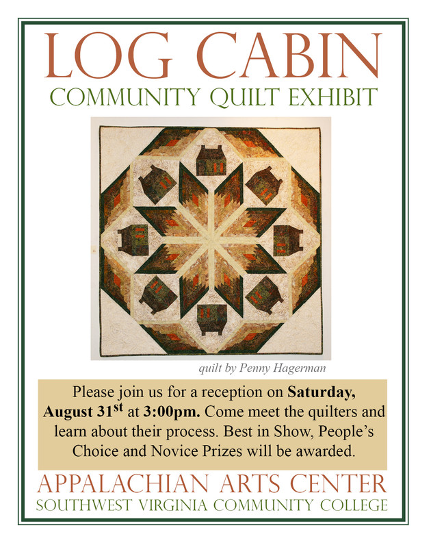 Quilt Exhibit reception
