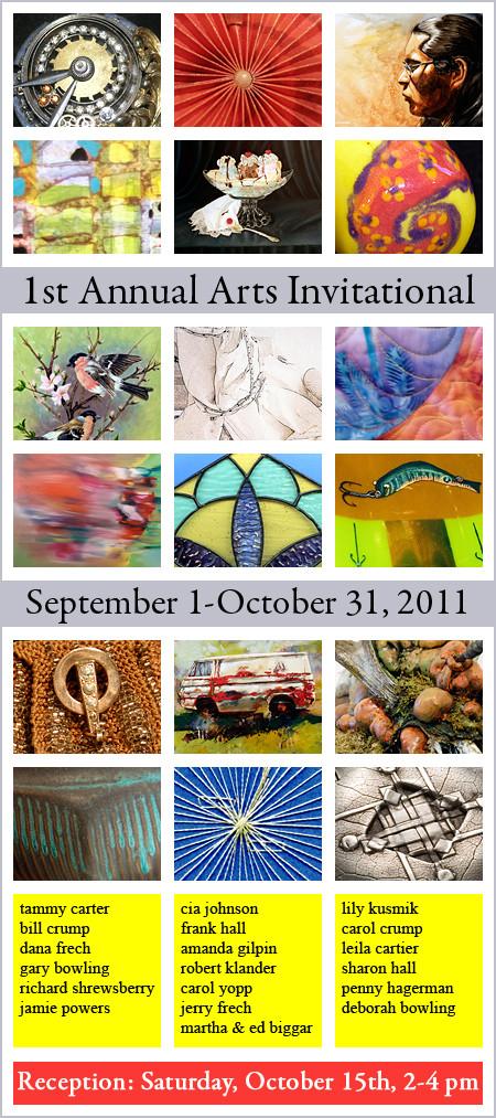 2011 Arts Invitational