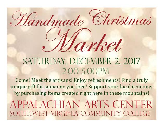 Annual Handmade Christmas Market