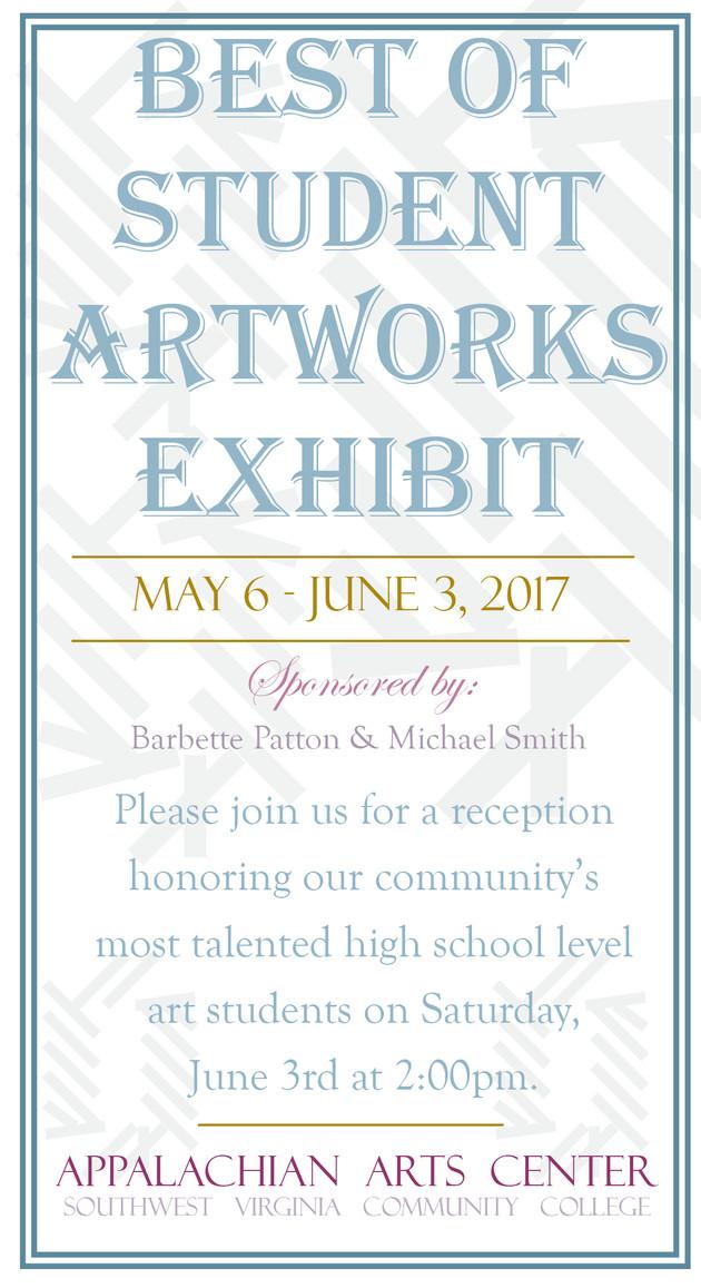 Best of High School Art Exhibit