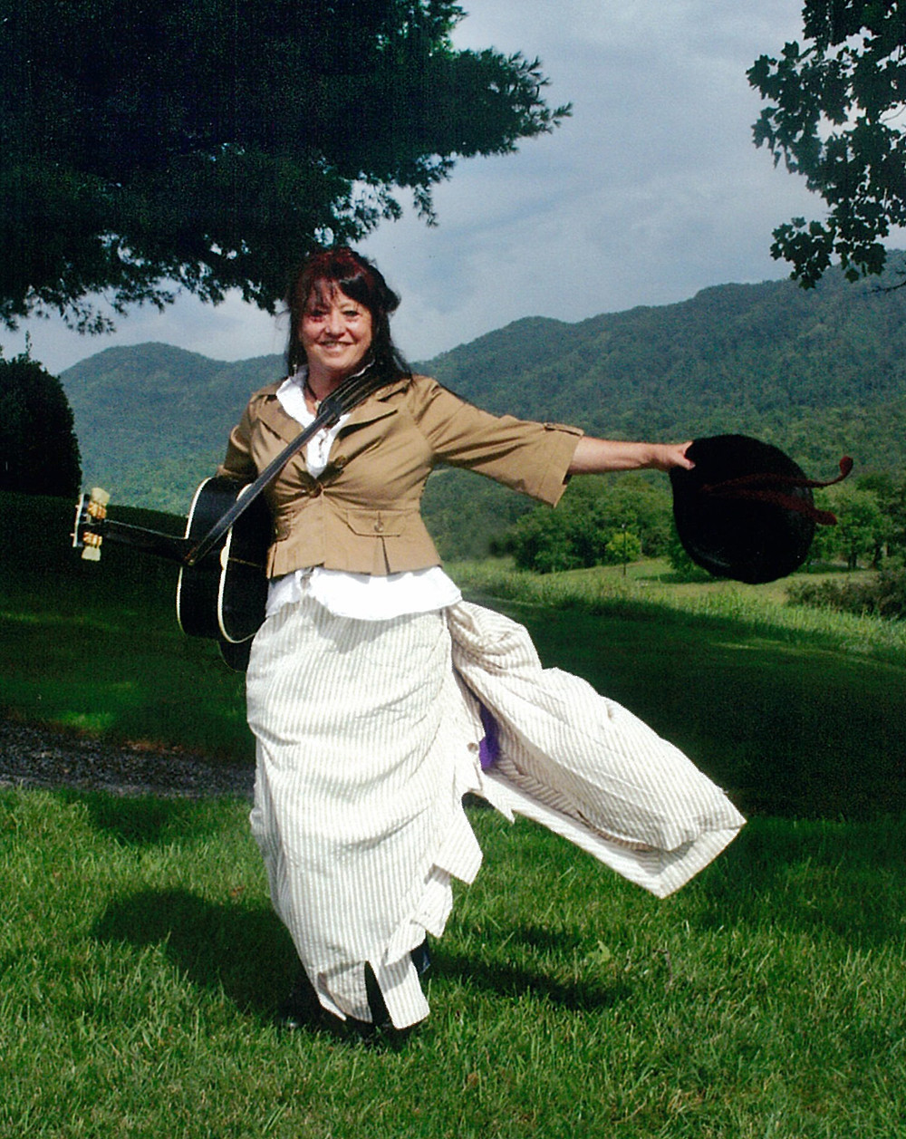 Anndrena Twirling in the Front Yard copy.jpg