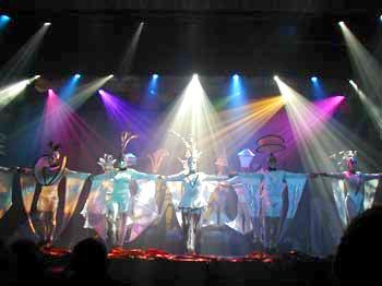 Molyneux Cirque