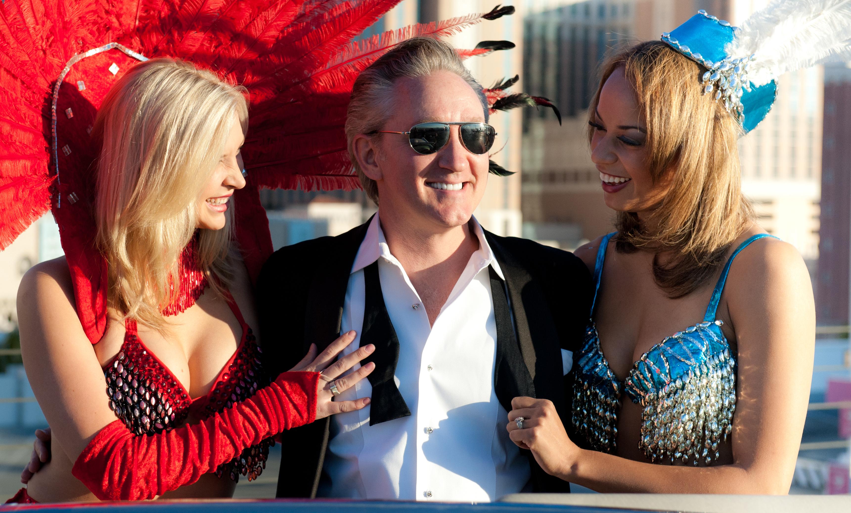 Tim Molyneux Vegas