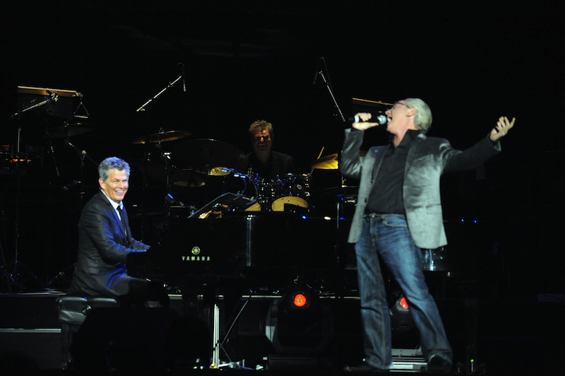 Tim Molyneux David Foster concert