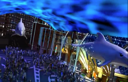 Interactive Holographic Experience