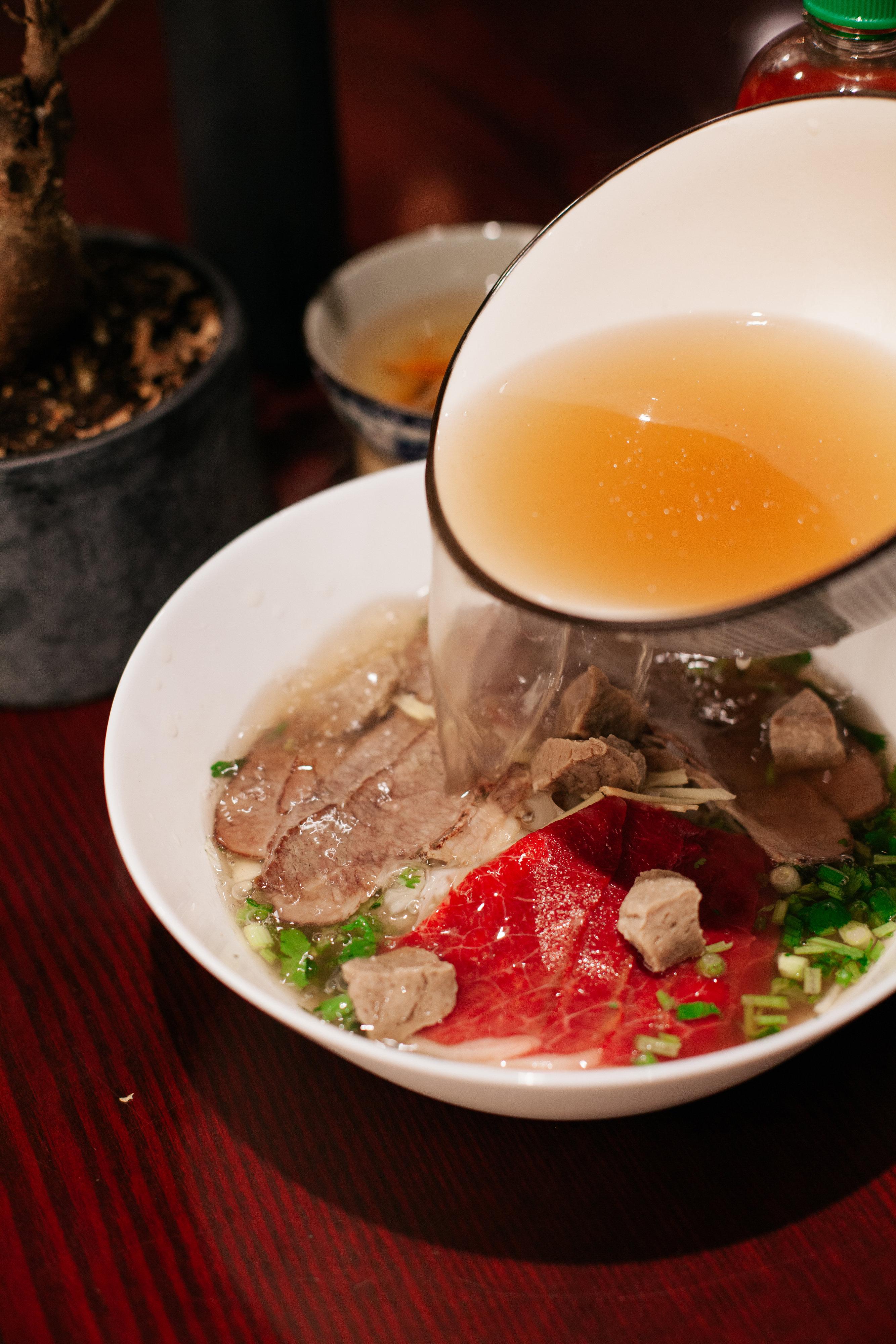 Mama Yen Beef Noodle