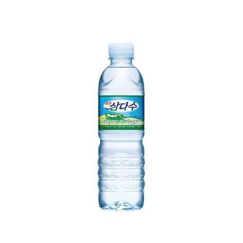 Agua Jeju Samdasoo / 500 ml