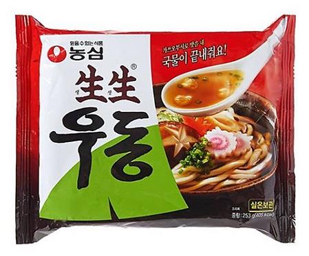 Udon Estilo Japonés Sopa Dashi 253 g - Sin picante