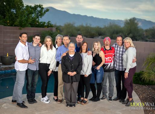 Arizona Family Christmas 2018