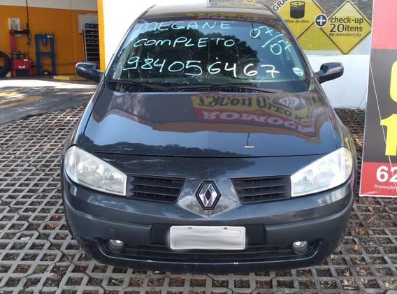 Renault Meganesd frente
