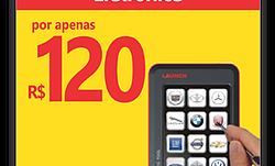 Regulagem eletrônica por apenas R$ 120,00 em até 6x no cartão.