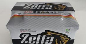 Promoção Bateria Zetta 60 amp por R$ 279,00 GPCAR 3515 7004