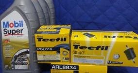 Promoção Troca de óleo GM Celta e Corsa Classic 1.0 e 1.4 com todos os filtros por R$ 210,00 GPCAR 3