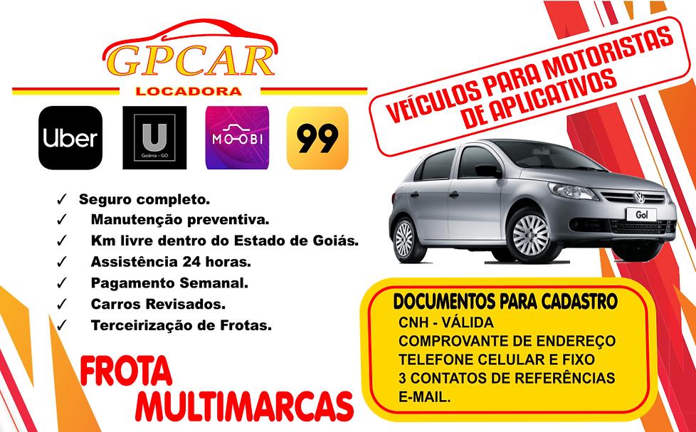 GPCAR LOCADORA DE VEICULOS