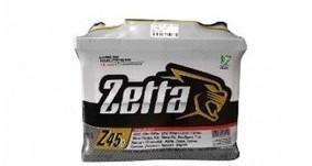Promoção Baterias Zetta 45 AMP por R$ 259,00 GPCAR 3515 7004  3515 7005
