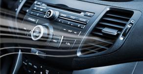 Importância da higienização do ar-condicionado automotivo.