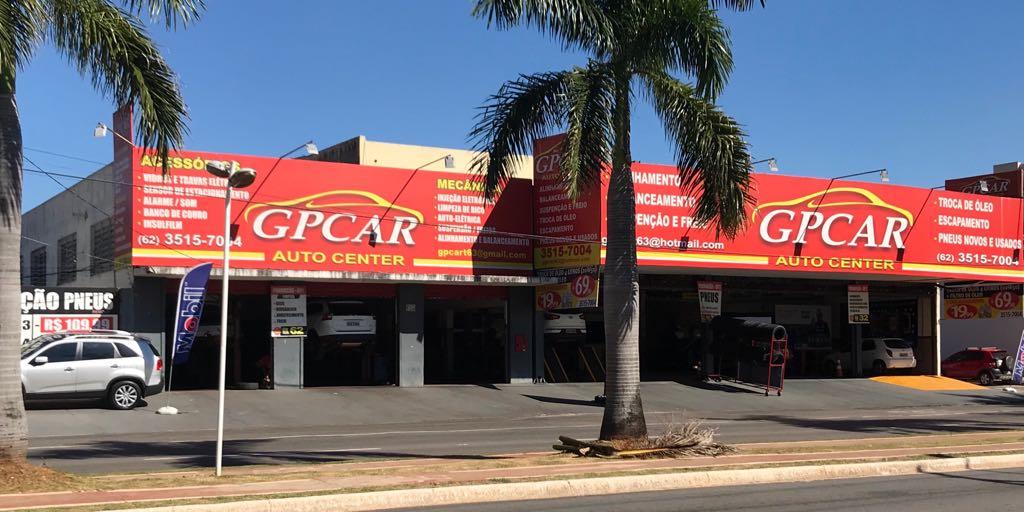 GPCAR AUTO CENTER