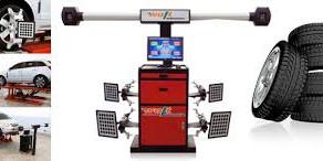 Promoção alinhamento 3D computadorizado e balanceamento carro passeio de R$ 89,90 por R$ 69,90 GPCAR