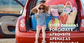 Vai viajar neste feriado? Como está a manutenção de seu carro?
