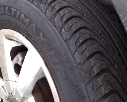 Renault Meganesd pneu