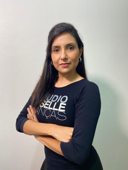 Karina Zalasar - Coreógrafa e Professora
