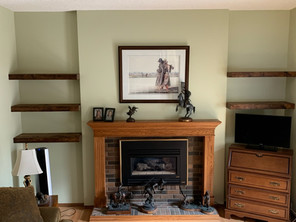 6 Areas to Use Shelving in Your Home