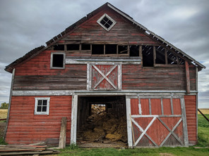 From Barn to Barn Door