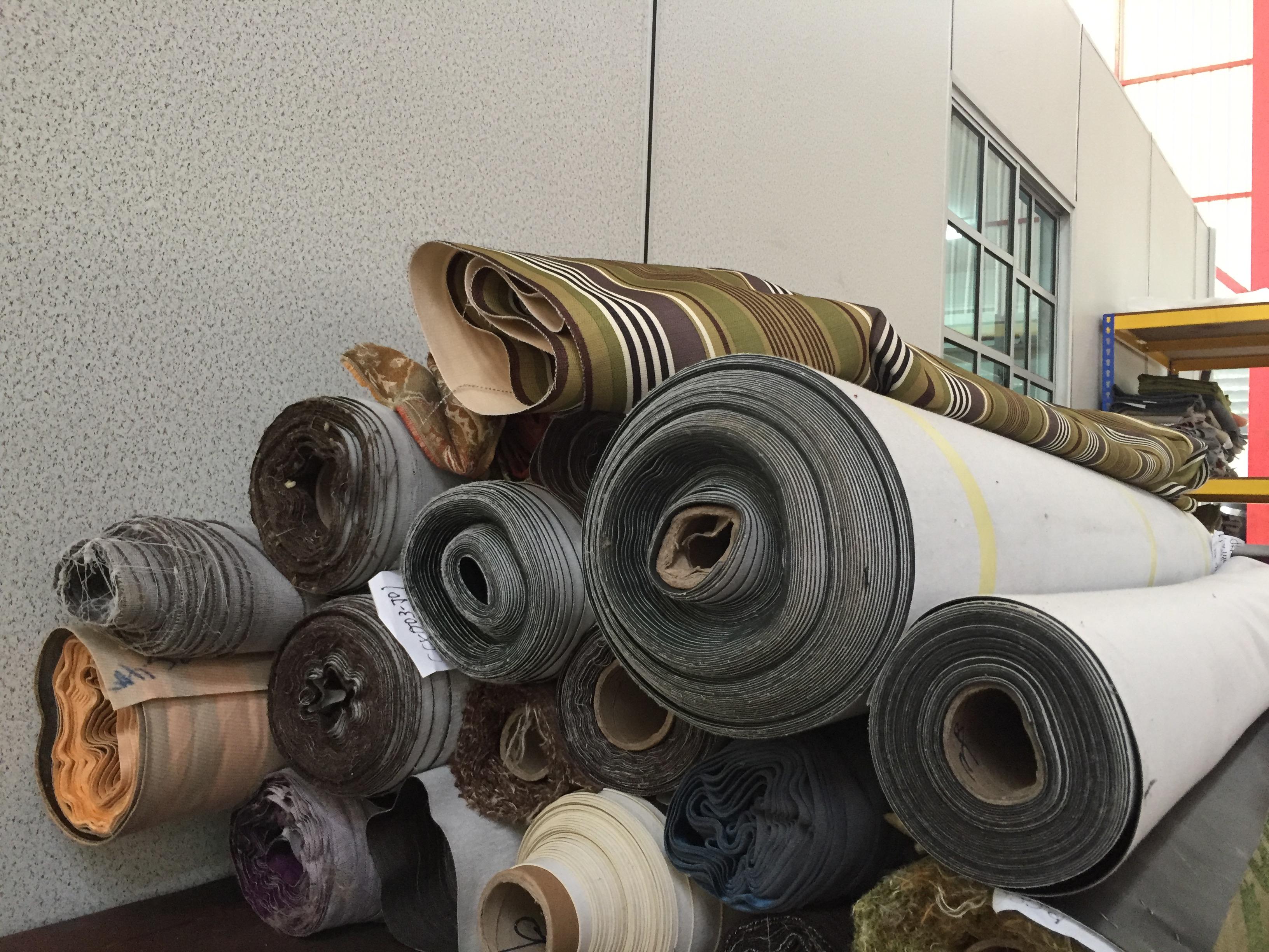 Fabrik sofa