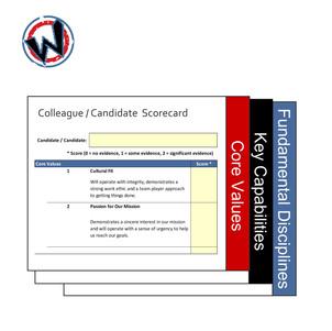 Colleague Assessment Framework