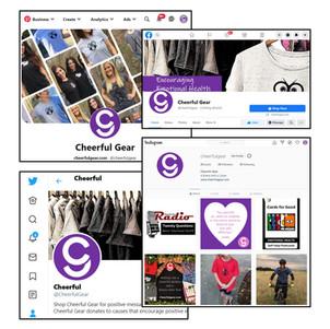 Social Media Presence Creation