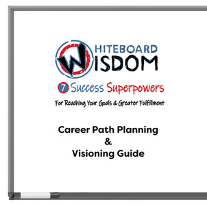 Career Path Planning & Visioning Guide