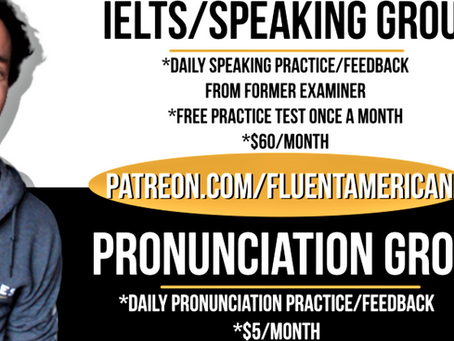 Get speaking & pronunciation feedback everyday