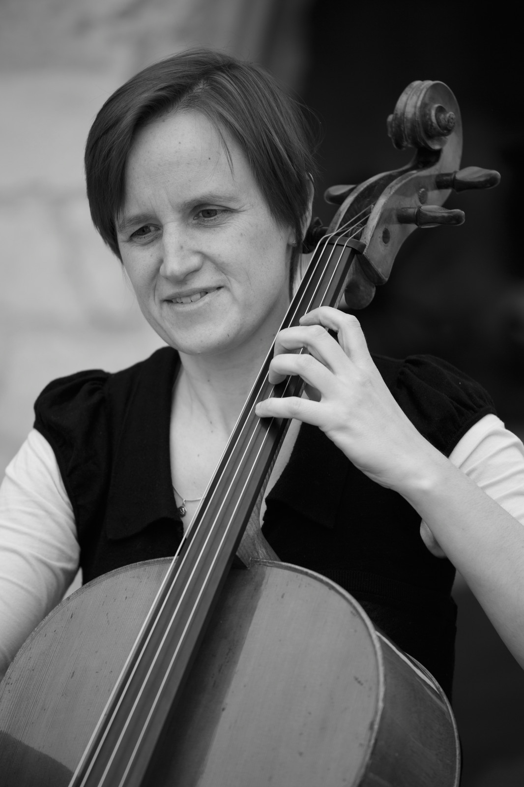 Sarah Ledoux, violoncelle