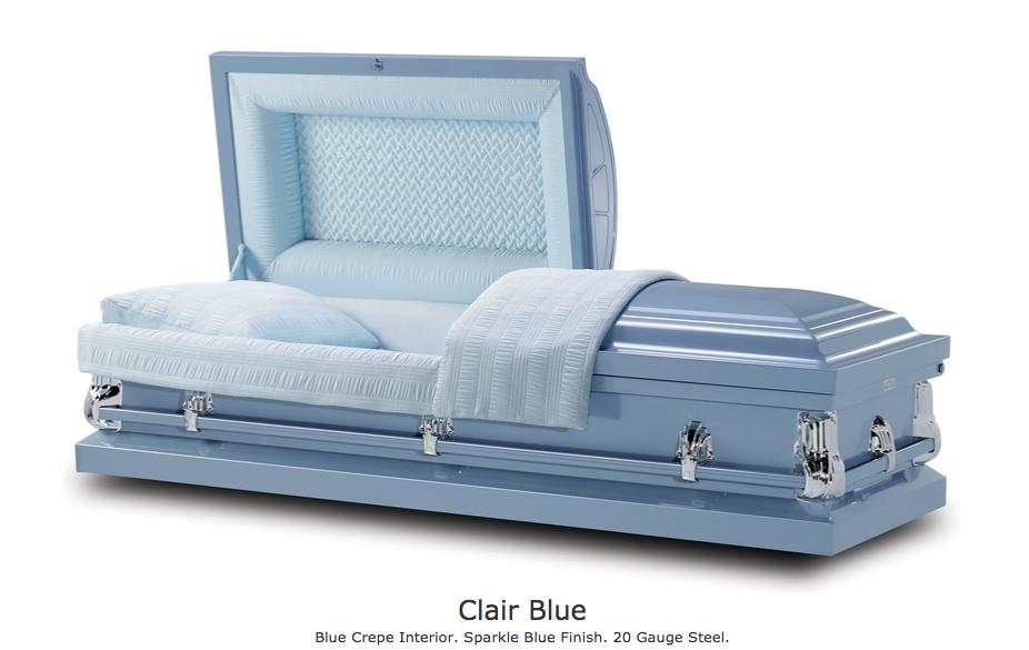 Clair Blue $1395