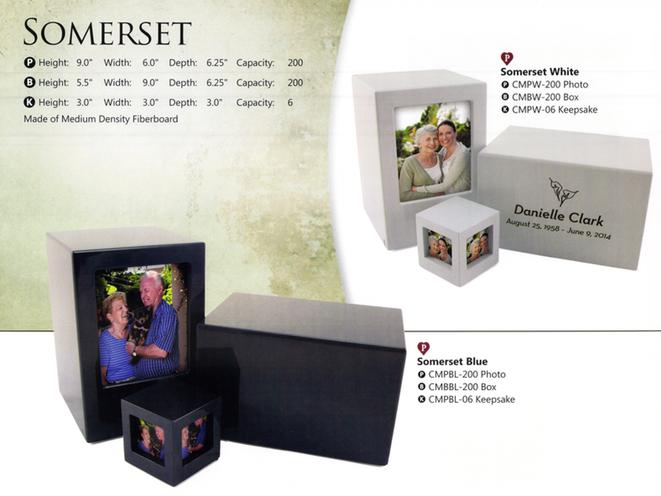 Photo Box-$95     Box-$95     Keepsake-$50