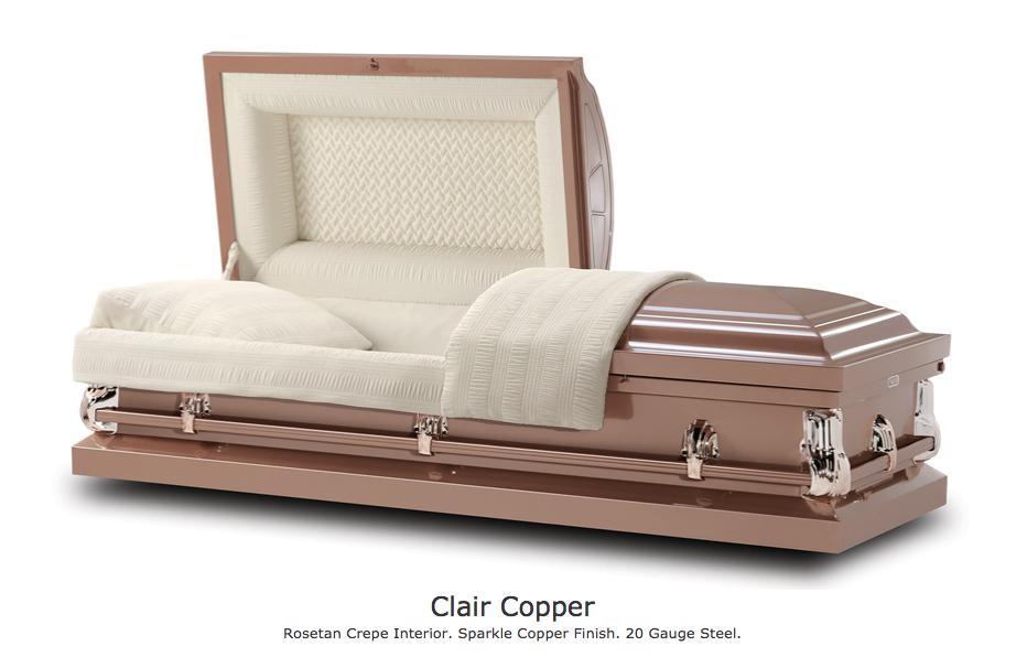 Clair Copper $1395
