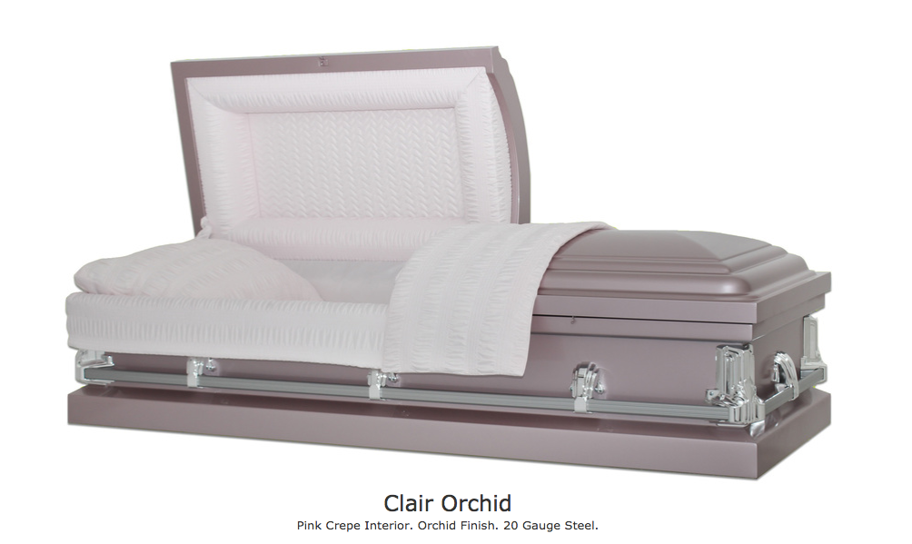 Clair Orchid $1395