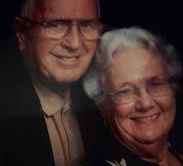 """Francis """"Frank"""" Edwin & Donna Mae Ekdahl"""