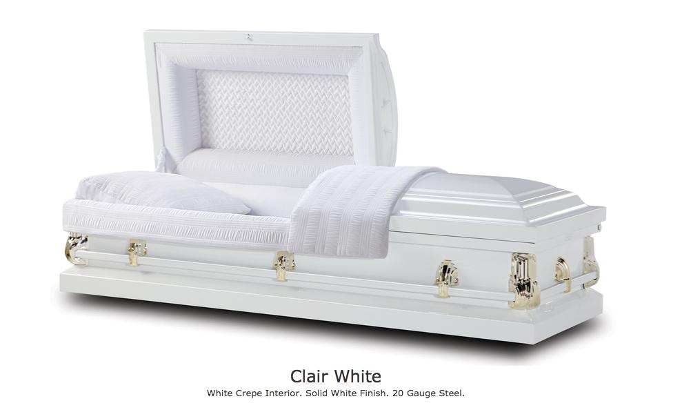 Clair White $1395
