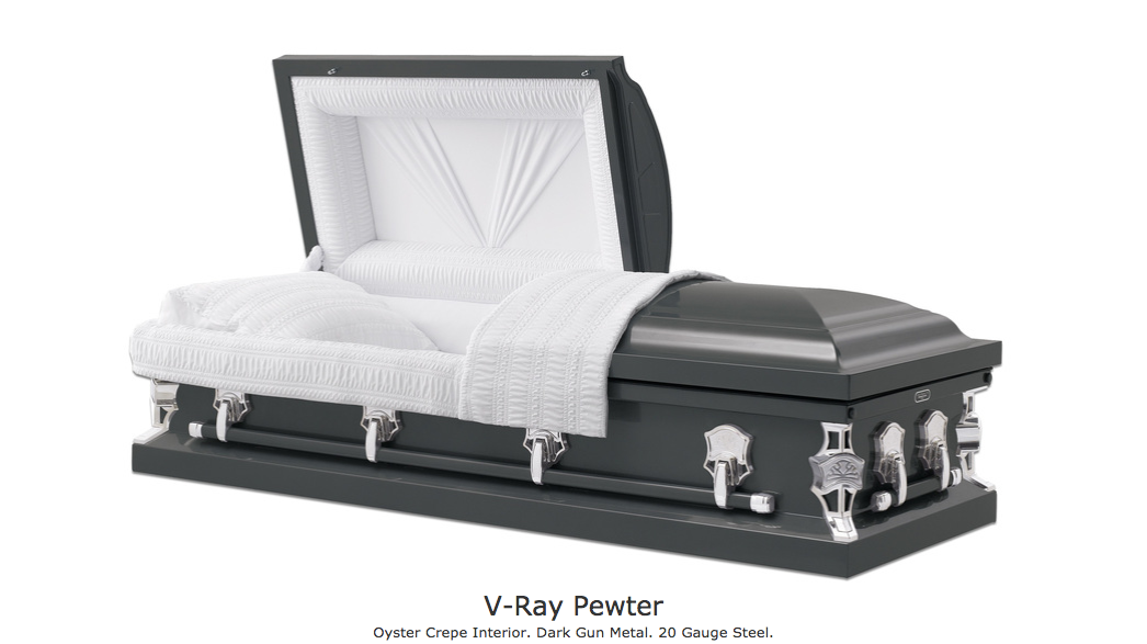 V-Ray Pewter $1795