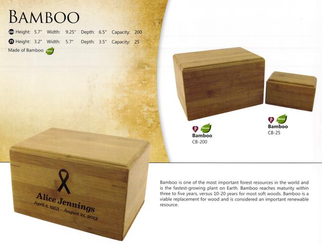 Box-$95     Keepsake-$50