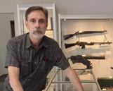 Marcos Renault - curador do Museu da FEB de Belo Horizonte, MG